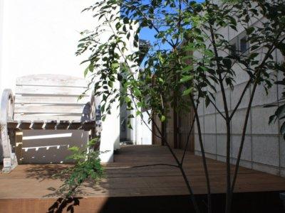 岸和田の家05|EDEN the garden