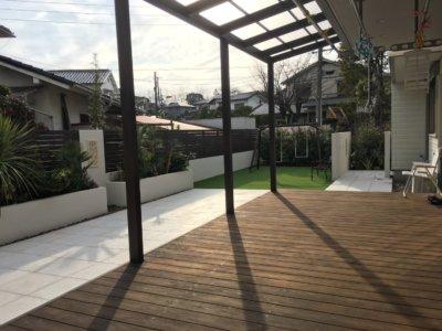 堺庭代台の家02 |EDEN the garden